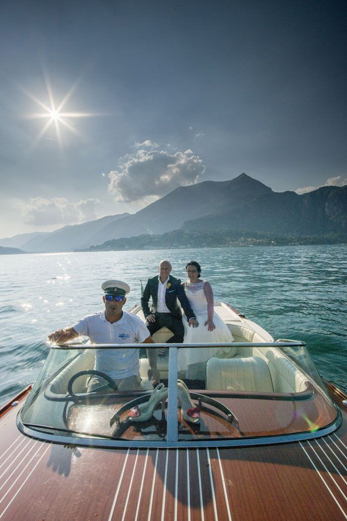 Viva Italia: The Lake Como wedding of Elaine and Martyn Gill | weddingsite.co.uk