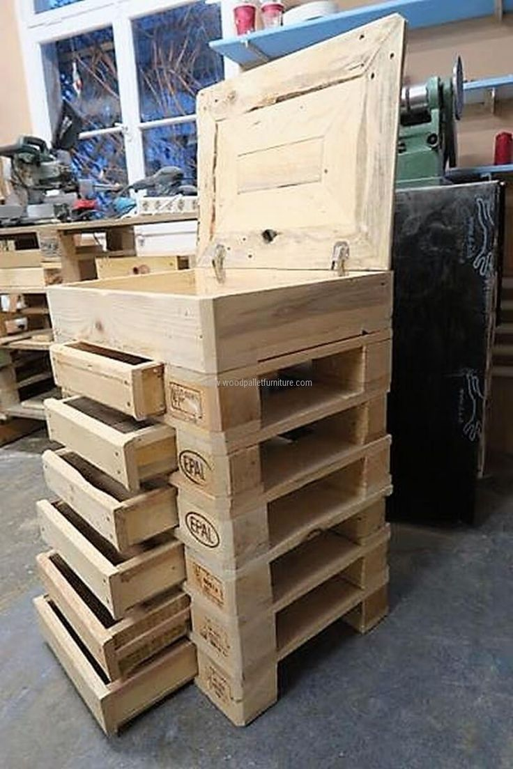 Cheap durable tool chest. Add locking wheels and you have a redneck, back woods rival to big brand names!