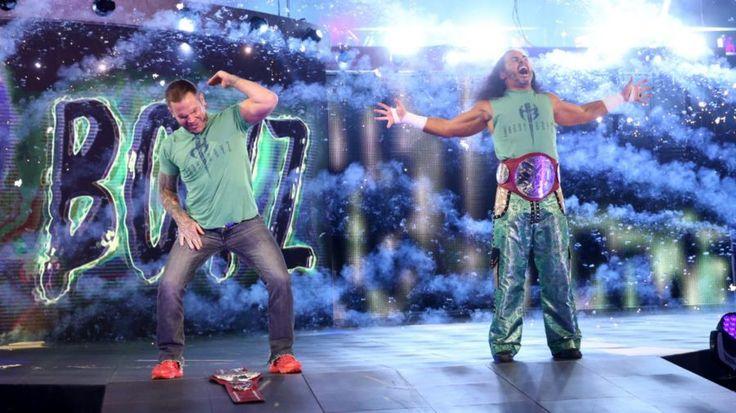 "Jeff Hardy shares ""Broken"" photo, WWE declares quarterly dividend"