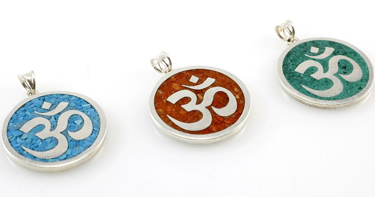 Handcrafted Silver OM Pendants http://amzn.to/2hF7MCo #spiritual #faith #faithful #om #buddha #yoga #meditation #meditate #pilates #namaste #nirvana #fashion #gems #gem #gemstone #bling #stones #stone #trendy #accessories #love #crystals #lapis #turquoise #spirituality #women