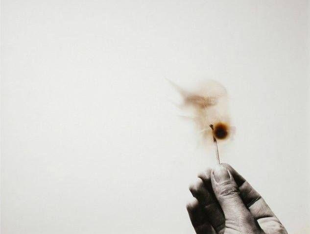 """Bruciatura"" by Mimmo Jodice ©"