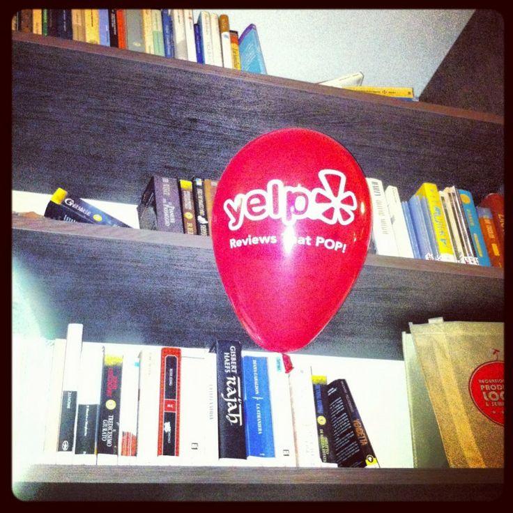 Evento Yelp Napoli by Anna Pernice on @Sbaam http://sba.am/fuqovpkdi7o