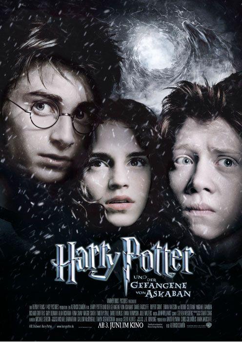 Poster zum Film: Harry Potter und der Gefangene von Askaban