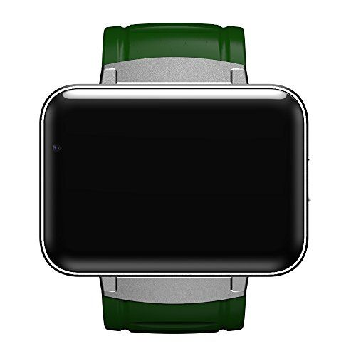 LESHINE Bluetooth Smart Watch, 2.2 inches Touch Screen Waterproof Smartwatch Android 4.4 Phone with SIM Card Slot Sleep and Heart Rate Monitor Leather Band Wristwatch (Green)  http://stylexotic.com/leshine-bluetooth-smart-watch-2-2-inches-touch-screen-waterproof-smartwatch-android-4-4-phone-with-sim-card-slot-sleep-and-heart-rate-monitor-leather-band-wristwatch-green/
