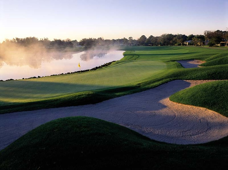 Bay Hill Golf Club - Home of the Arnold Palmer Invitational