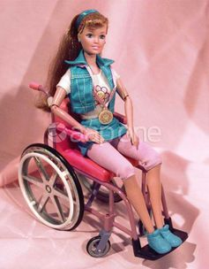 Disability and dolls: #ToyLikeMe is a mark of progress
