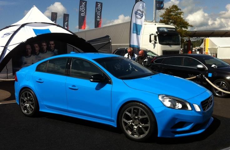 Volvo S60 Polestar >> Volvo S60 Polestar in Smurf Blue. | My Cars | Pinterest