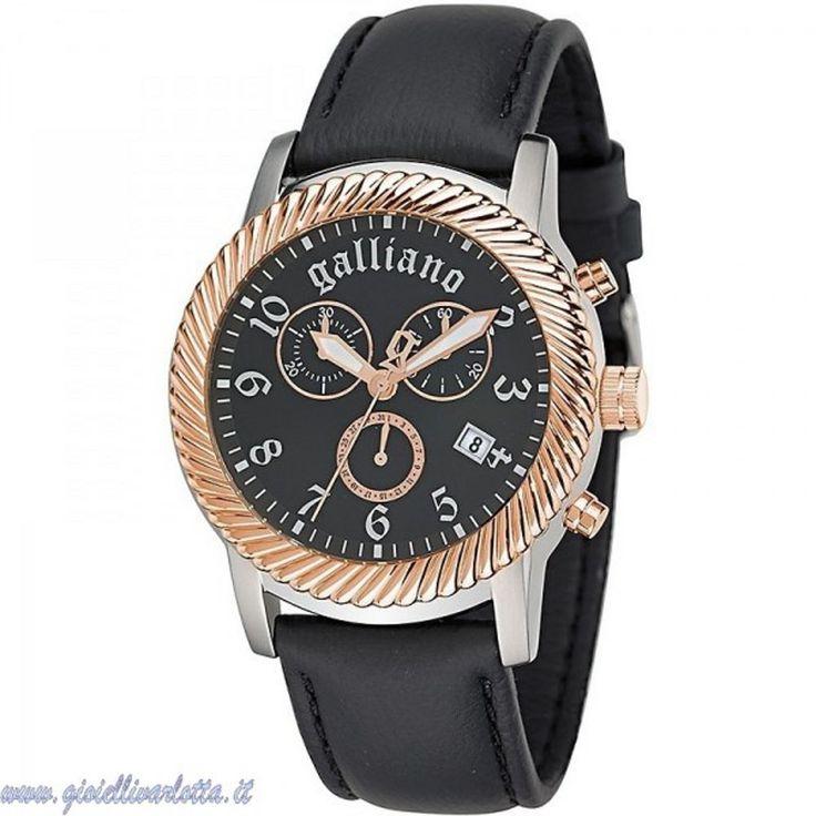 John Galliano Cronografo Orologio Parlez Moi D Eternitè R2571601001