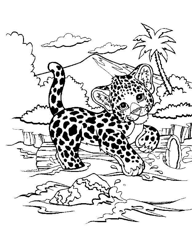 54 best lisa frank coloring pages images on Pinterest Lisa frank