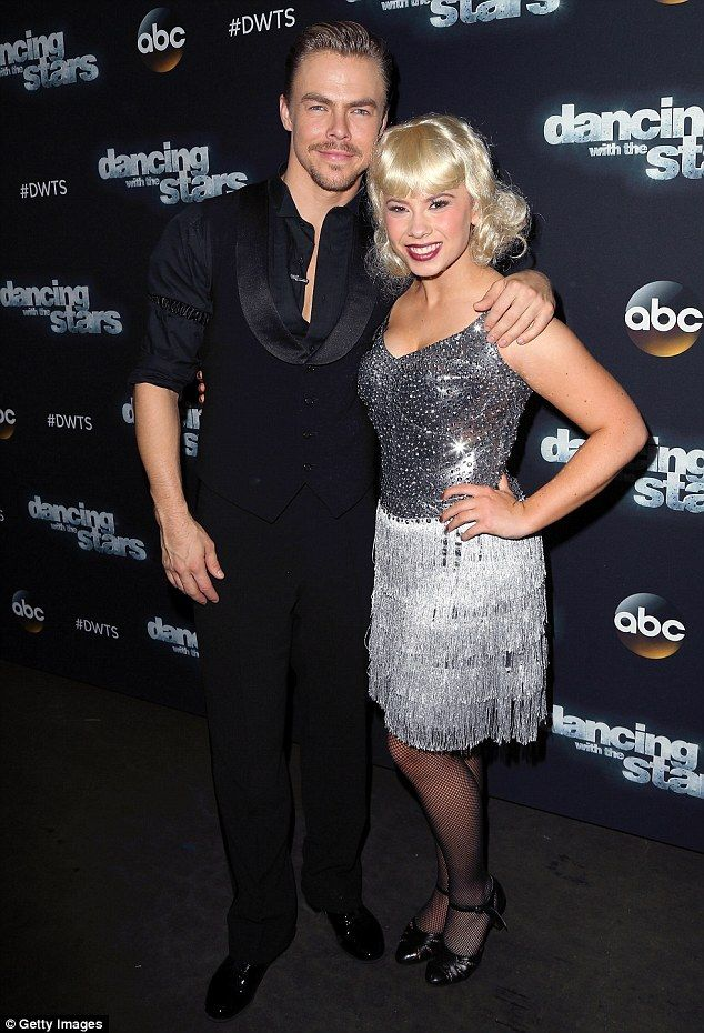 Bond: Bindi and her 30-year-old Dancing With The Stars partner Derek have become fast friends