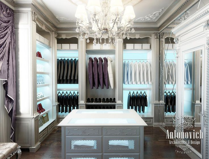 Closet   Villa Interior Design In Dubai, Arabian Ranches Photo 42