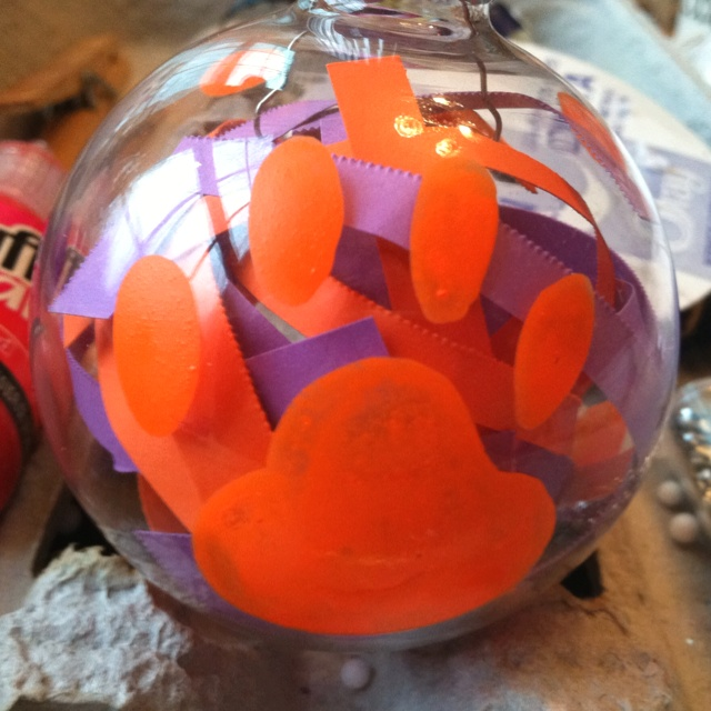 Clemson Christmas Tree: 591 Best Images About Clemson Tigers On Pinterest
