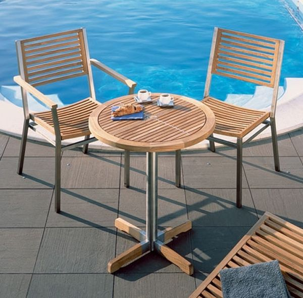 Barlow tyrie equinox bistro set proudly representing - Bistro sets for small spaces collection ...