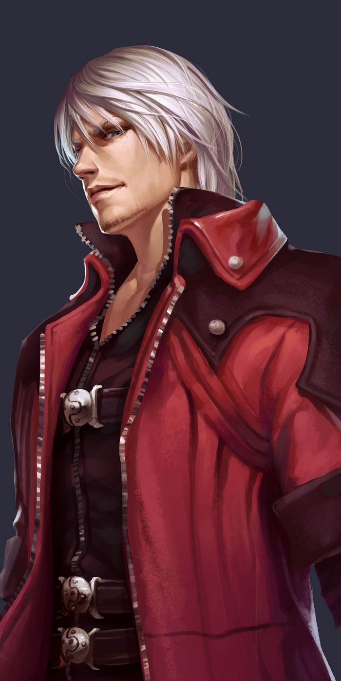 Old Devil May Cry Dante was amazing, great personality, awesome fighter!