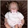 SOLD / ADOPTED -Reborn Dolls / Reborn Baby  Baby Jenna, created by Fay O'Neal of Cuddle Me Soft reborn Nursery - www.cuddlemesoft.com