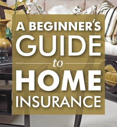 Are you covered? A Beginner's Guide to Home Insurance | Richmond American blog
