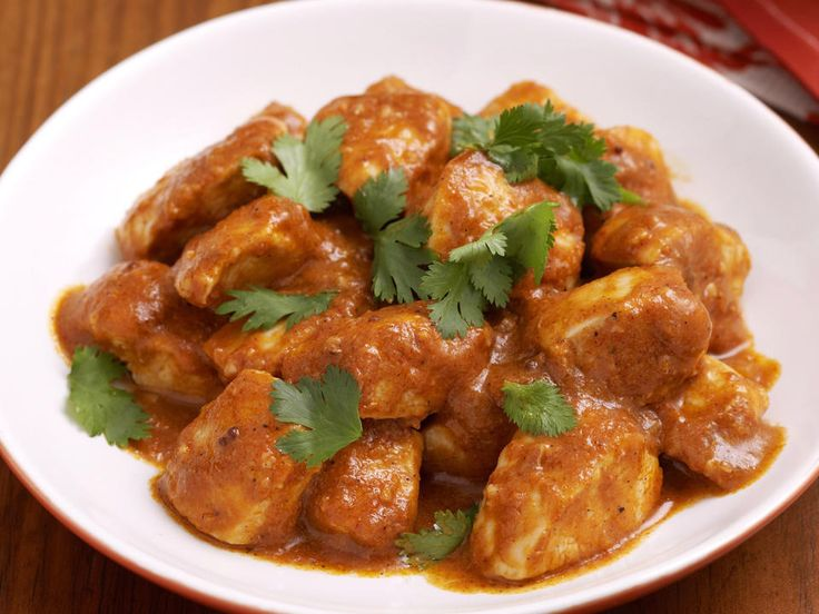 how to make chicken balti curry