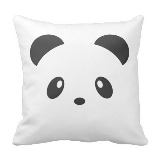 My cute panda on a pillow :) You can find more panda gift ideas and more in my store.