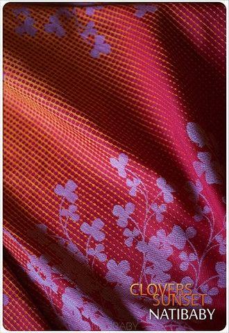 Natibaby Clovers Sunset 70% Cotton, 30% Hemp Release Date: January 8, 2015