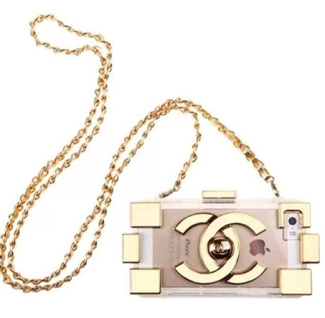 Lego Gold Chanel iPhone 4 & 5 case