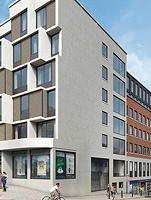 Nottingham Student Accommodation investment  by Emerging Developments contact for a brochure info@emdps.com