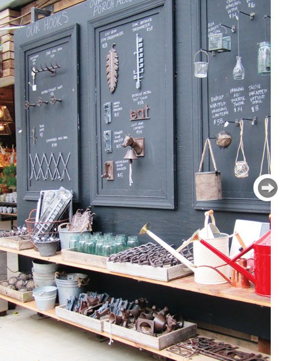 Quite possibly the most beautiful store in the world, Terrain offers more than amazing garden implements, beauty products, furniture and dec...