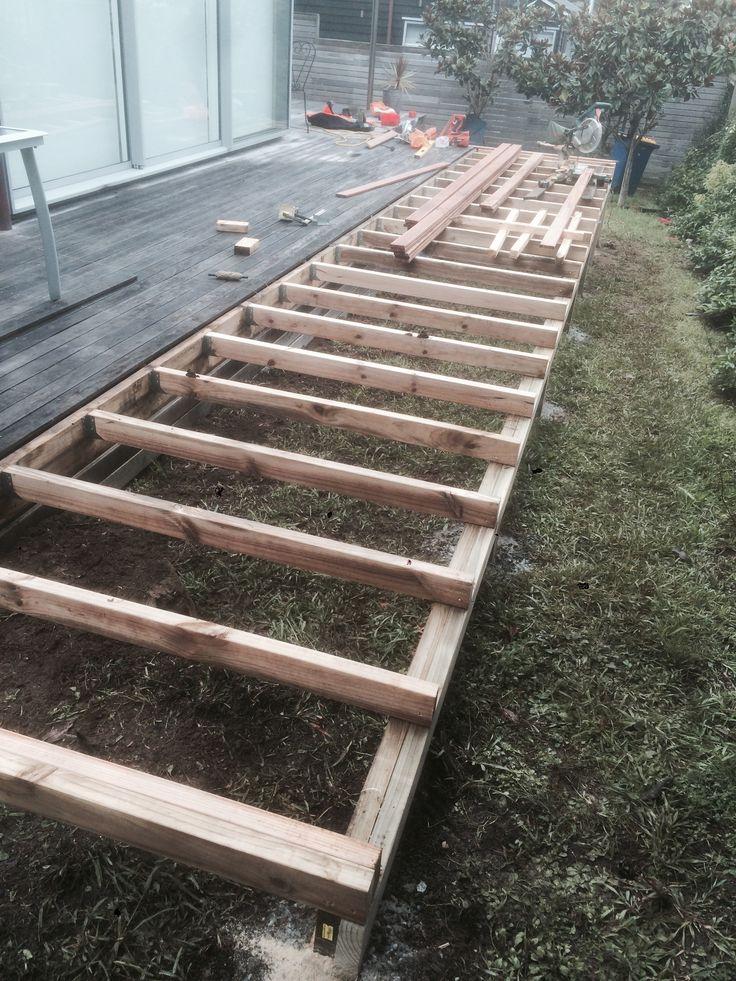 Deck extension