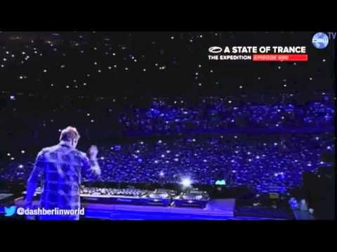Dash Berlin ft Emma Hewitt - Waiting For The Sun & Moon (ASOT 600 Mexico City)