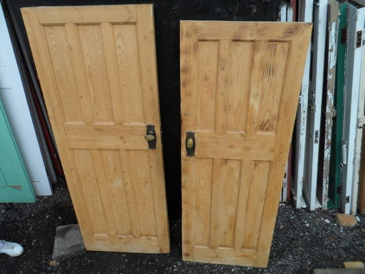 Herts Architectural Salvage and Reclamation - Period Doors