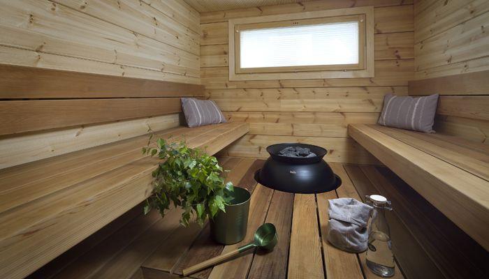 Helon Taika sauna kachel