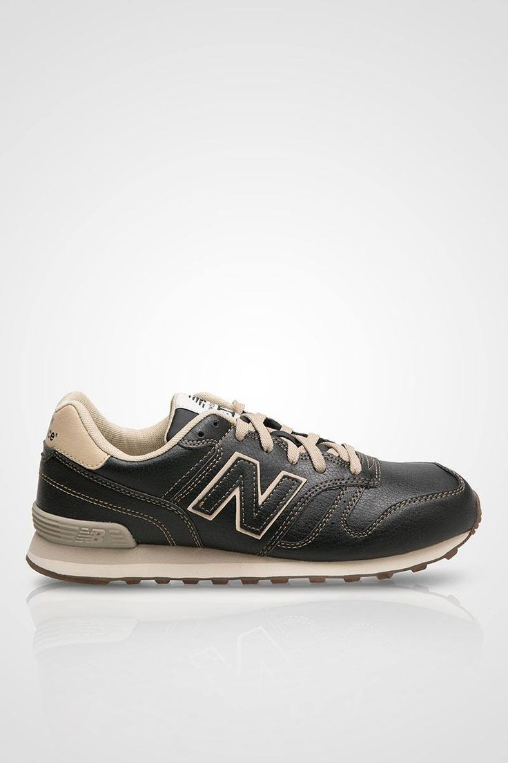 New Balance 368 Womens Lifestyle Shoes - Black IDR 799.000 Women model wrapped in basic running style a synthetic leather to fit in a variety of scenes from daily use to walking. Expand the orthodox classic colors and chic one-tone image.