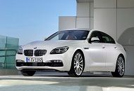 How can you rent a BMW 6 Series for your holiday in Dubai?