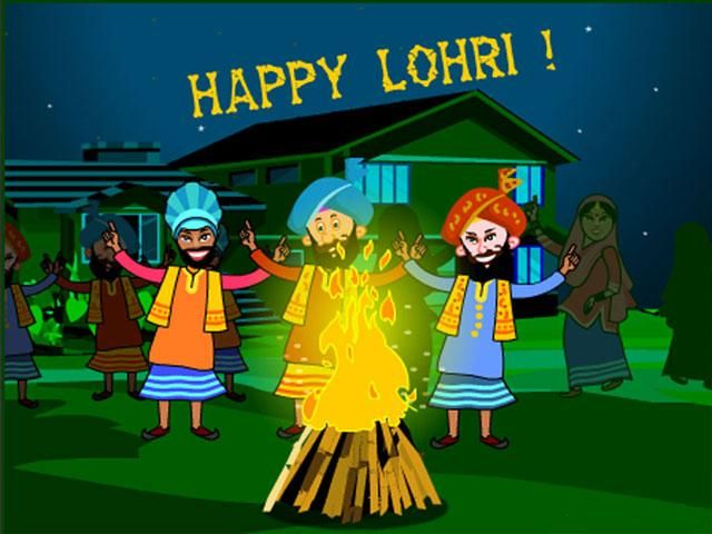 Lohri Wishes,Messages,Sms