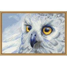 НВ5510 Полярная сова. Новая Слобода. Набор для вышивания нитками
