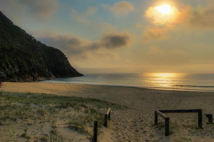 Zenith Beach Sunrise. New South Wales, Australia [oc] [4136 X 2757]