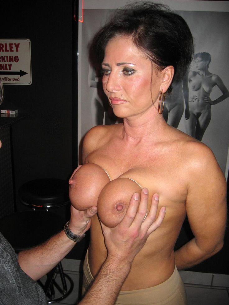 hilary swank real nude