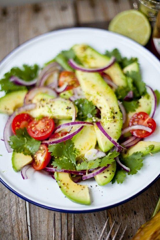 guacamole salad.