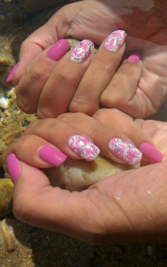 Nails made for Sea water ;-)