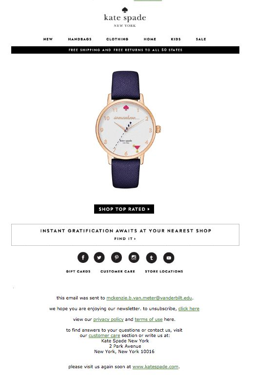 113 best Email examples images on Pinterest Email design - sample email marketing