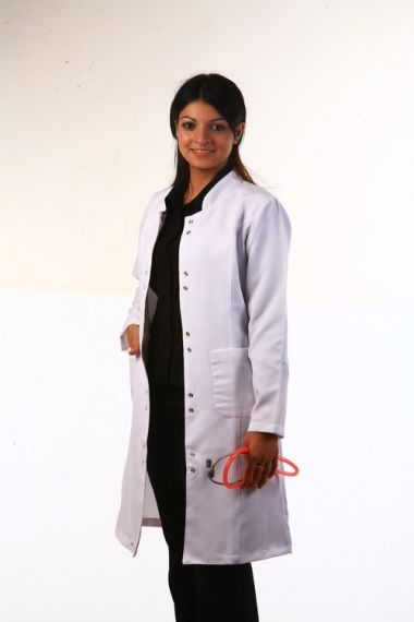 Double Press :: Lab Coat