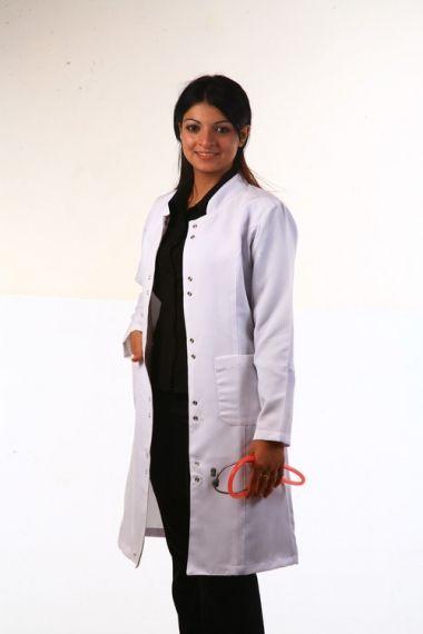 Double Press :: Lab Coat