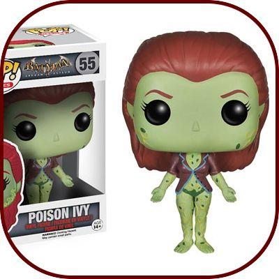 DC Pop! - Arkham Asylum - Poison Ivy  12,90€ imagineres.fr