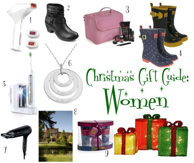 Christmas Gift Guide: Women