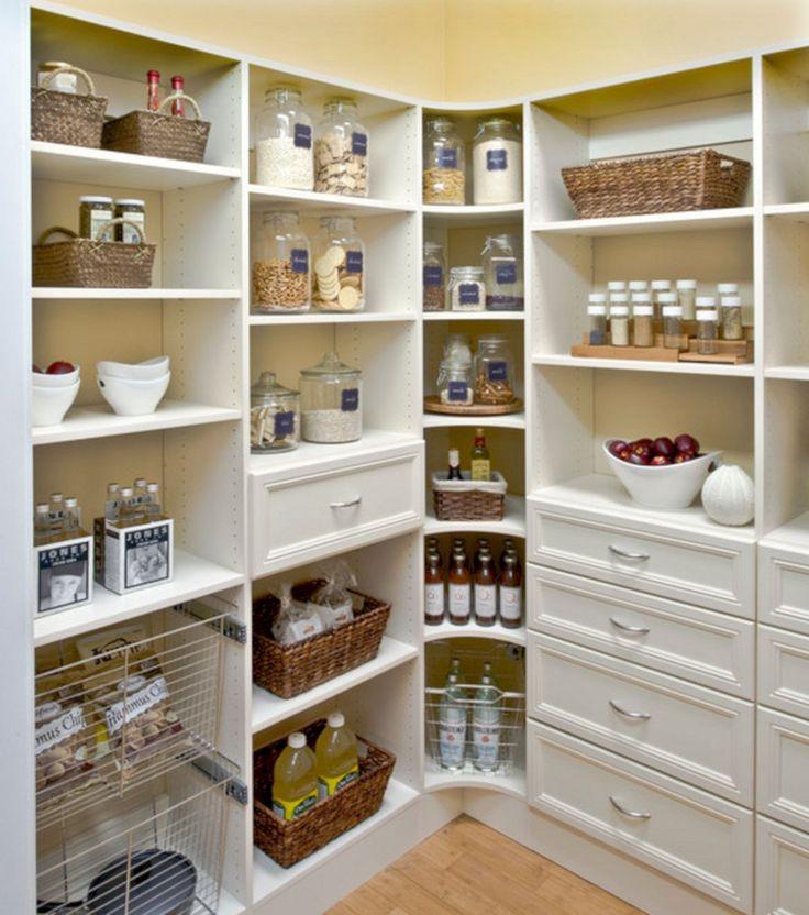 25 Best Ideas About Open Pantry On Pinterest: 25+ Best Kitchen Pantry Cabinets Ideas On Pinterest
