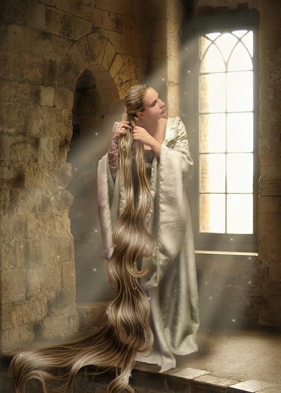 Next theme: Rapunzel...