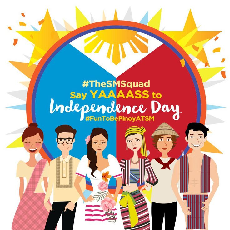 #FunToBePinoyATSM | Celebrate Philippine Independence Day at SM Supermalls