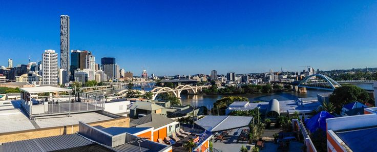 Brisbane, known to locals as the River City. Known to everyone else as BrisVegas. Not because it's….