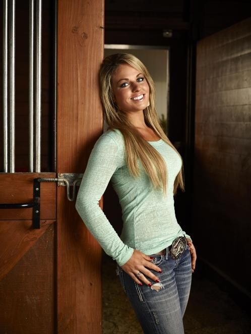 Jessica Holmberg - The Women of Rodeo Girls Pictures - Rodeo Girls - A&E