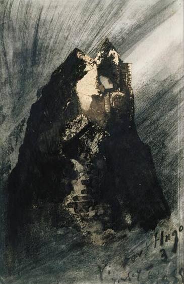 L'hermitage - Victor Hugo
