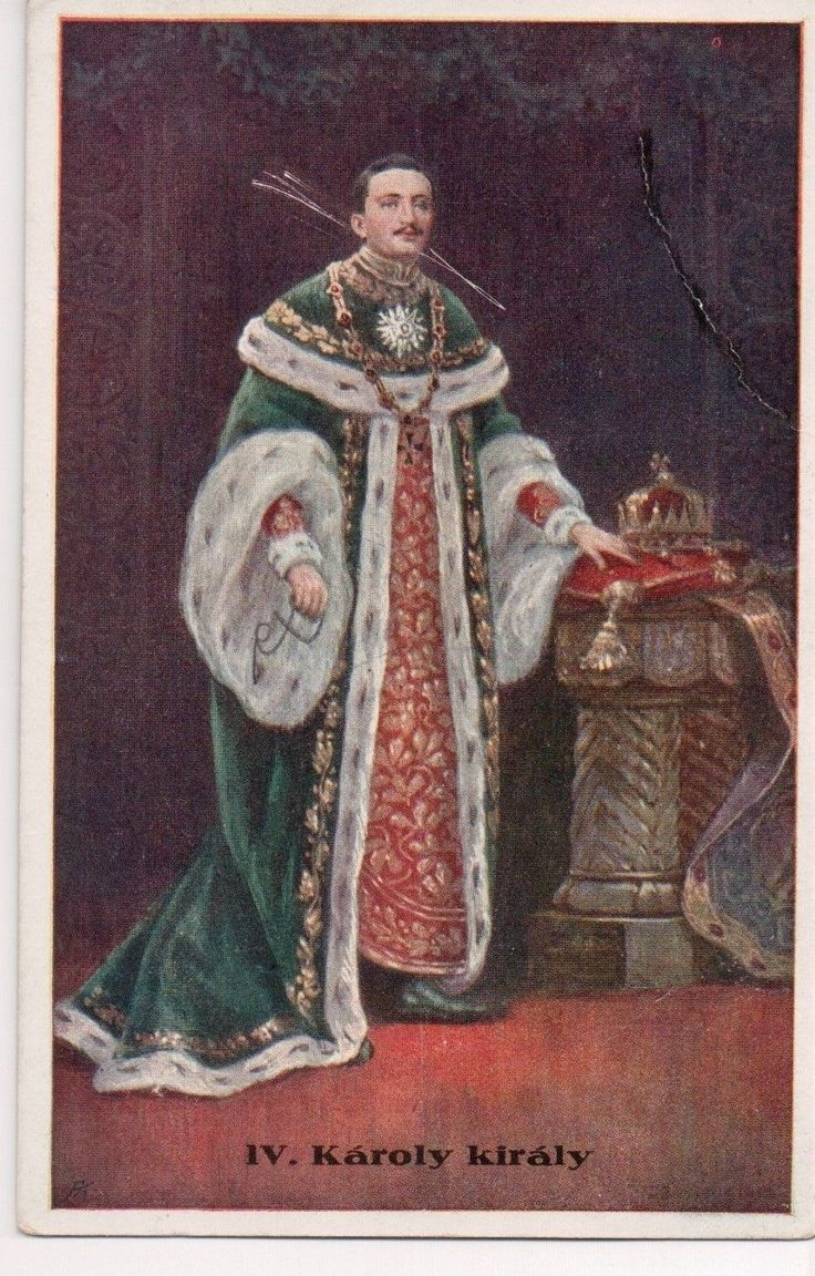 Emperor Charles I of Austria- Hungary, now a Saint ...